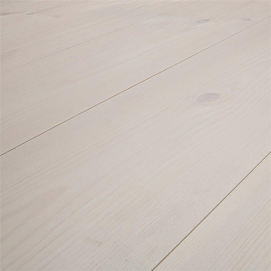 Massiva Trägolv Baseco Modern HÃ¥rdvaxoljad Vit Furu | Modern : trägolv ek : Inredning