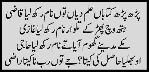 kalam bulleh shah pdf download