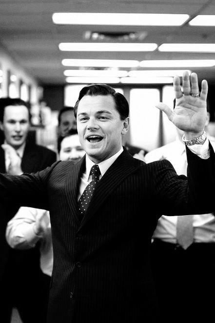 Leonardo Dicapriojordan Belfort Wolf Of Wallstreet Movie