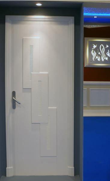 D coration de porte 3 tendances pour les relooker d cors pinterest habillage porte deco - Decor de portes interieures ...