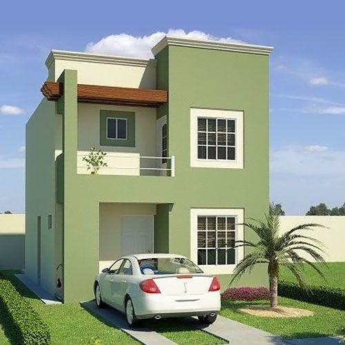 Colores para exteriores de casa pastel colores para - Pinturas para fachadas de casas ...