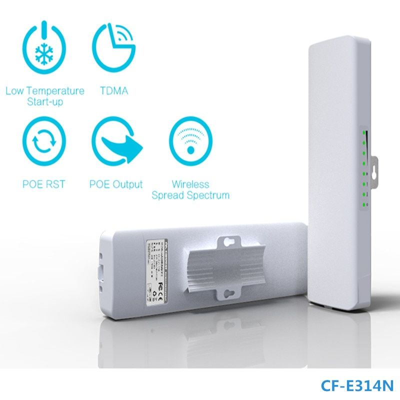 2 4ghz 14dbi High Gain Outdoor Wifi Antenna Cpe Bridge Comfast 300mbps Siganl Amplifier Repeater Long Transmission Nanostation Revi Wifi Antenna Wifi Amplifier