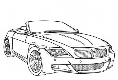 50 Desenhos de Carros para Colorir/Pintar! | eduardo ...