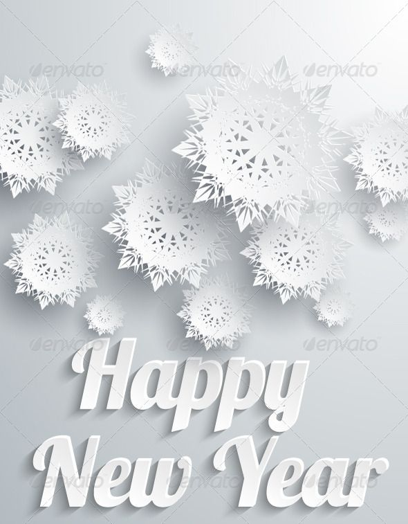 merry christmas background happy new year background vector graphics party poster layout