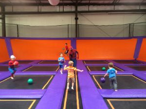 altitude trampoline parks business opportunities