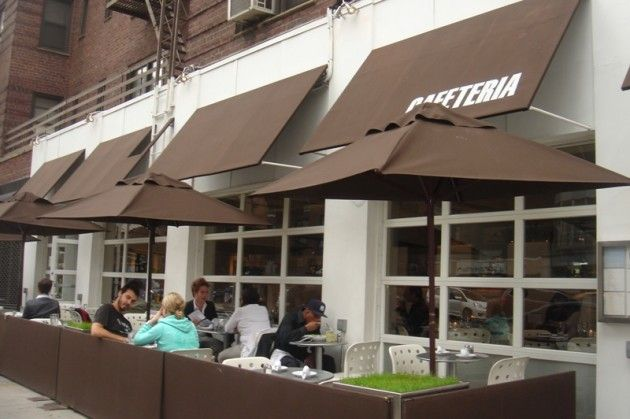 cafeteria-nyc-chelsea one of downtown's hotspots! #chic #brunch #sunday #lunch #fashion #food #love #nyc | Cafeteria nyc, Cafeteria, Downtown new york