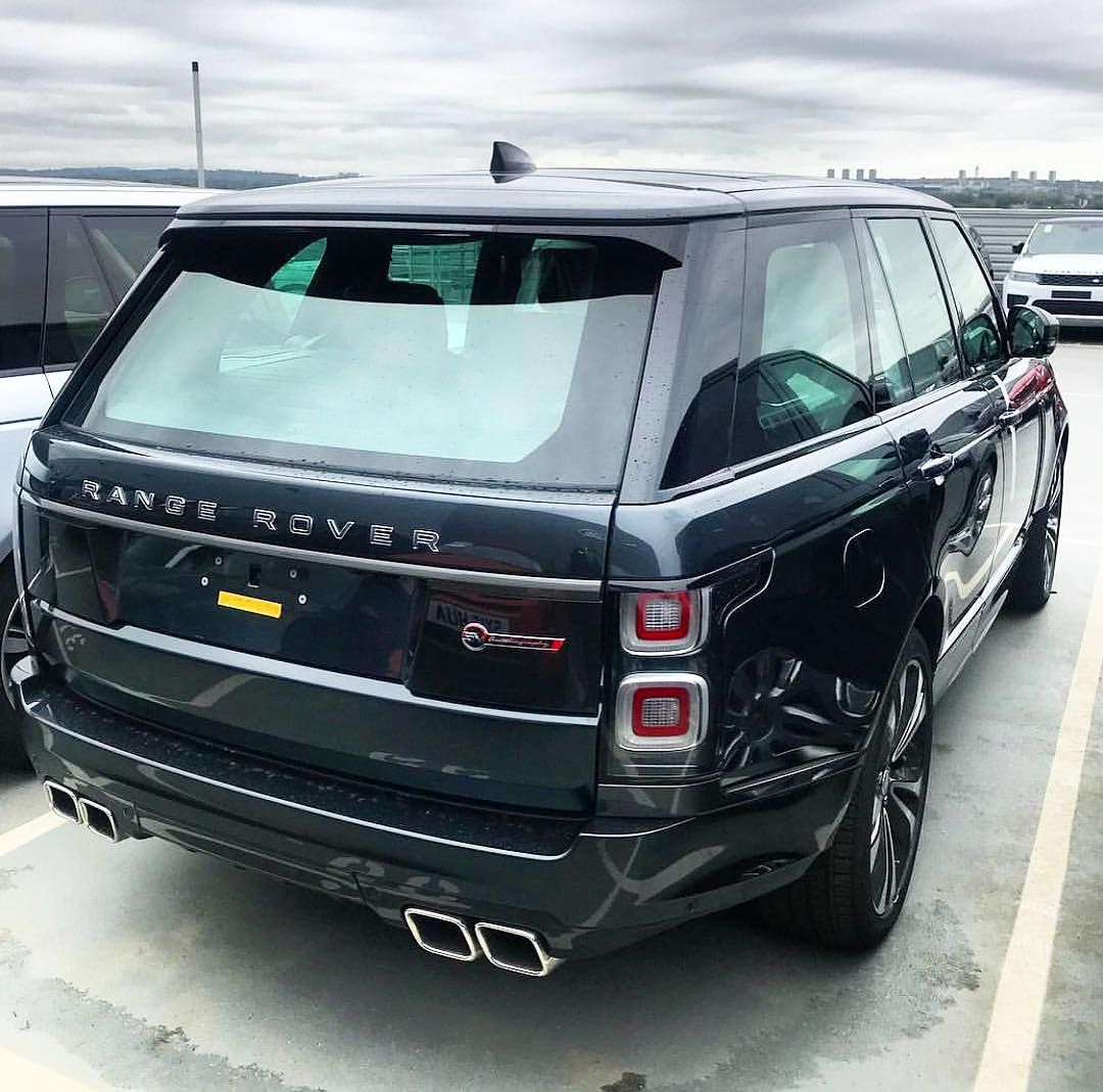 2018 Svautobiography Dynamic In Full Svo Body Kit