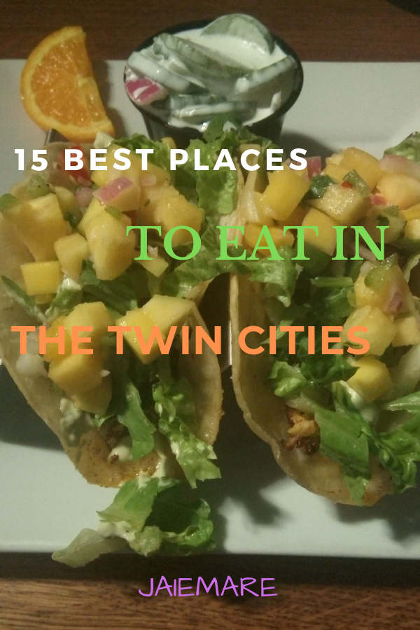 15 Best Places To Eat In The Twin Cities Travel Food Best Places To Eat Places To Eat
