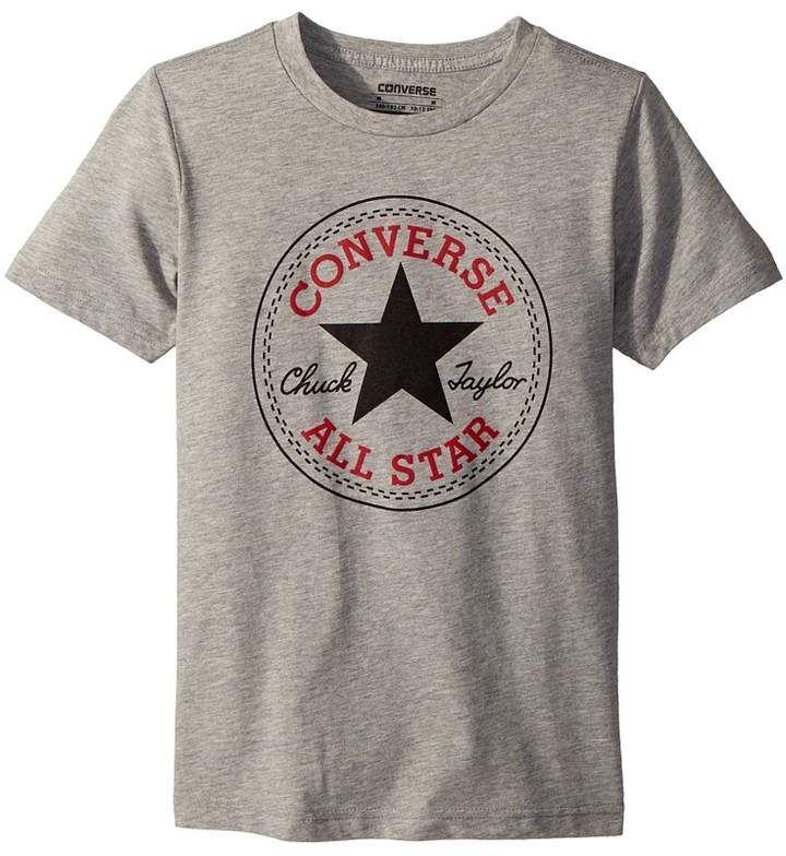 Converse Chuck Patch Tee Boy's T Shirt   Kids clothes boys
