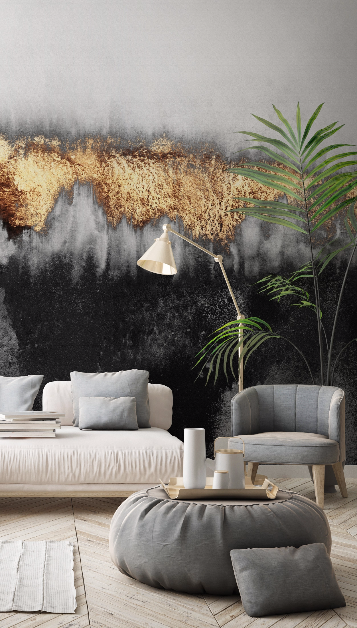 Give Your Room That Show Stopping Feature Wall With A Custom