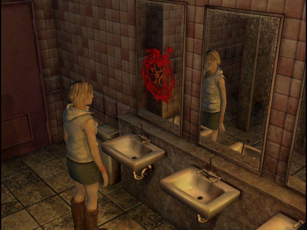 Silent Hill 3 save icon. Silent hill, Silent hill 1, Silent