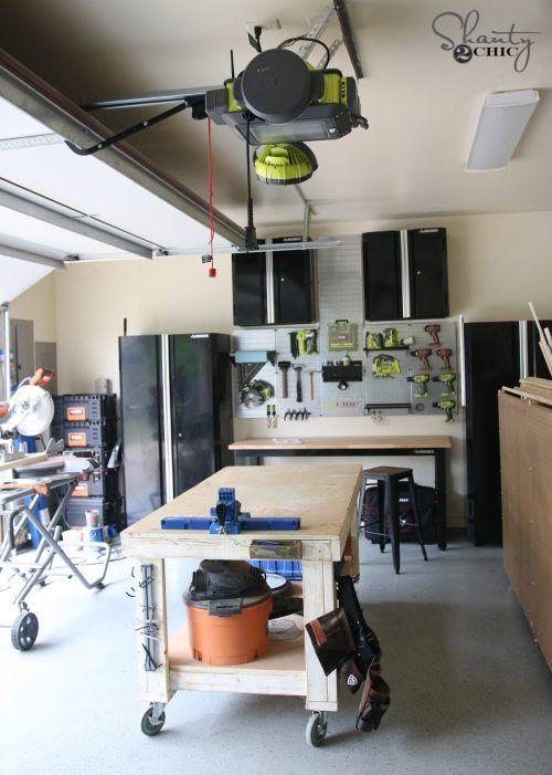 Ryobi Garage Door Opener Giveaway Garage Door Opener Door
