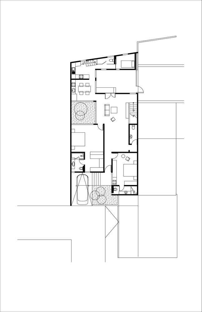 Gallery Of Spouse House Parametr Indonesia 17 Architecture House Designs Exterior House