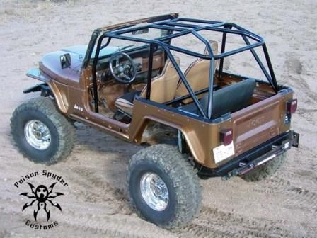 Pin By John Crainer On C10 Jeep Cj Jeep Cj7 Roll Cage