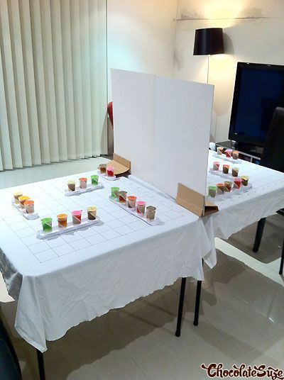 You Sunk My Battleship (with shots). Noods was in charge of a drinking game for his mate's bucks party so we set to work on recreating the game but with alcoholic beverages in the ships.