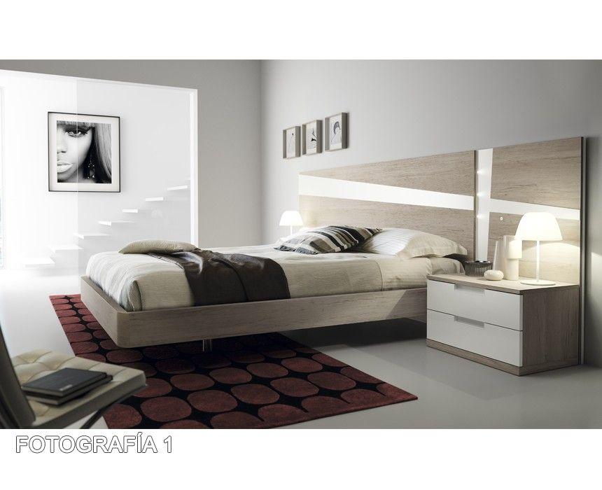 Composición Dormitorio Moderno 76