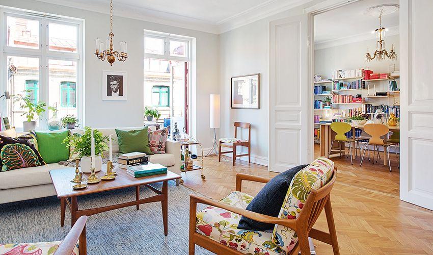 瑞典古典鄉村風公寓 - DECOmyplace