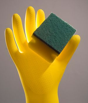 "What's the Number One source of germs in most households? If you said, ""The kitchen sponge,"" you're correct! Kitchen sponges are happy germ hotels teeming with E. coli, Salmonella, Staphylococcus and other bacteria. Take a moment to learn more about the importance of cleaning kitchen sponges.  Also, remember when it's time to replace your sponges with Calendar Sponge! www.calendarsponge.com"