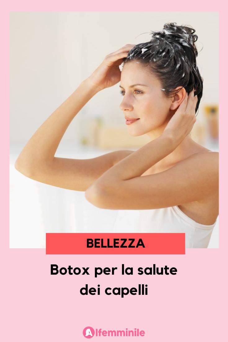 Botox per i capelli: cos'è e come funziona nel 2020 ...