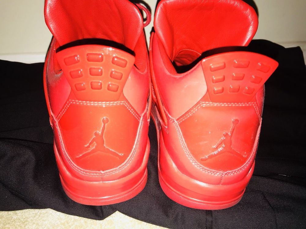 new concept d3a22 44ba0 Air Jordan 11LAB4 University Red Patent Leather Sz. 13 NO BOX. Well  maintained  fashion  clothing  shoes  accessories  mensshoes  athleticshoes   ad (ebay ...