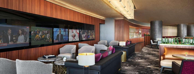 Aria Resort Club Lounge Aria Resort Casino Lounge Casino