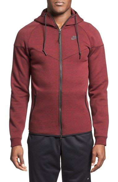 fd10ab23c21e Nike Water Repellent Tech Fleece Windrunner Jacket available at  Nordstrom