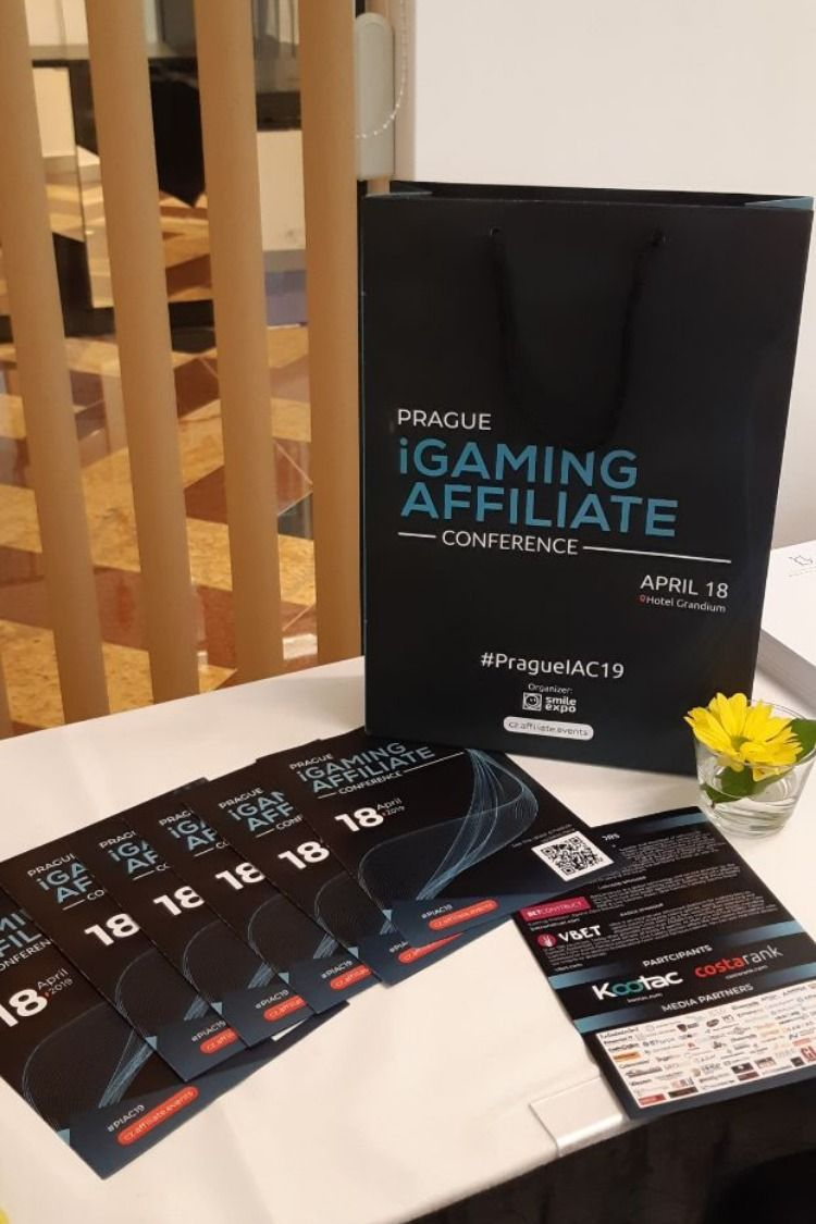 Pin by iGaming Affiliate Conference EU on Prague iGaming