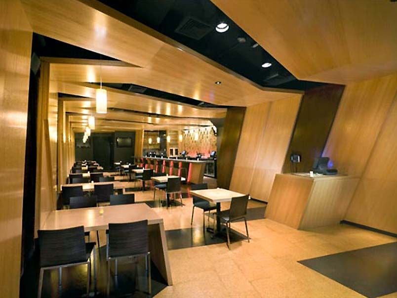 Nice TRANSFORMER Bar Restaurant Interior Design Ideas