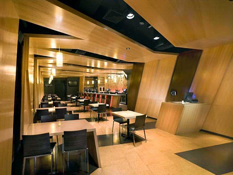 Superbe TRANSFORMER Bar Restaurant Interior Design Ideas
