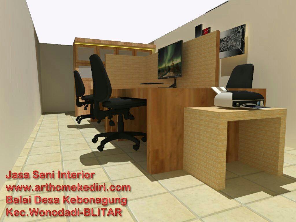 Tukang Interior Hpl Kediri Tukang Interior Hpl Blitar Tukang  # Meuble Tv Design Ked