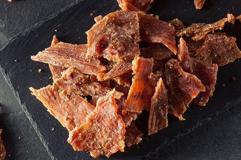 Sweet and Spicy Turkey Jerky Recipe in 2020 Turkey