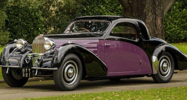 1938 Bugatti Type 57 Atalante   Classic Driver Market