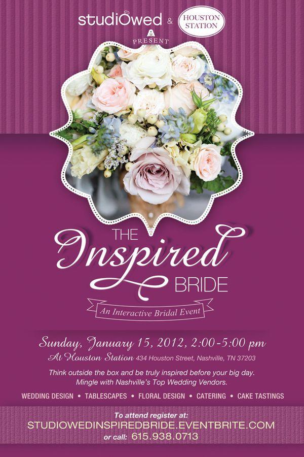 love the flowers! Wedding Ideas! Pinterest - wedding flyer
