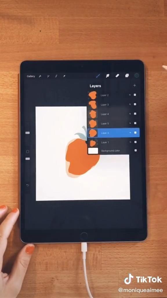 Mini Animation Tutorial Video Digital Art Tutorial Procreate Ipad Art Digital Drawing