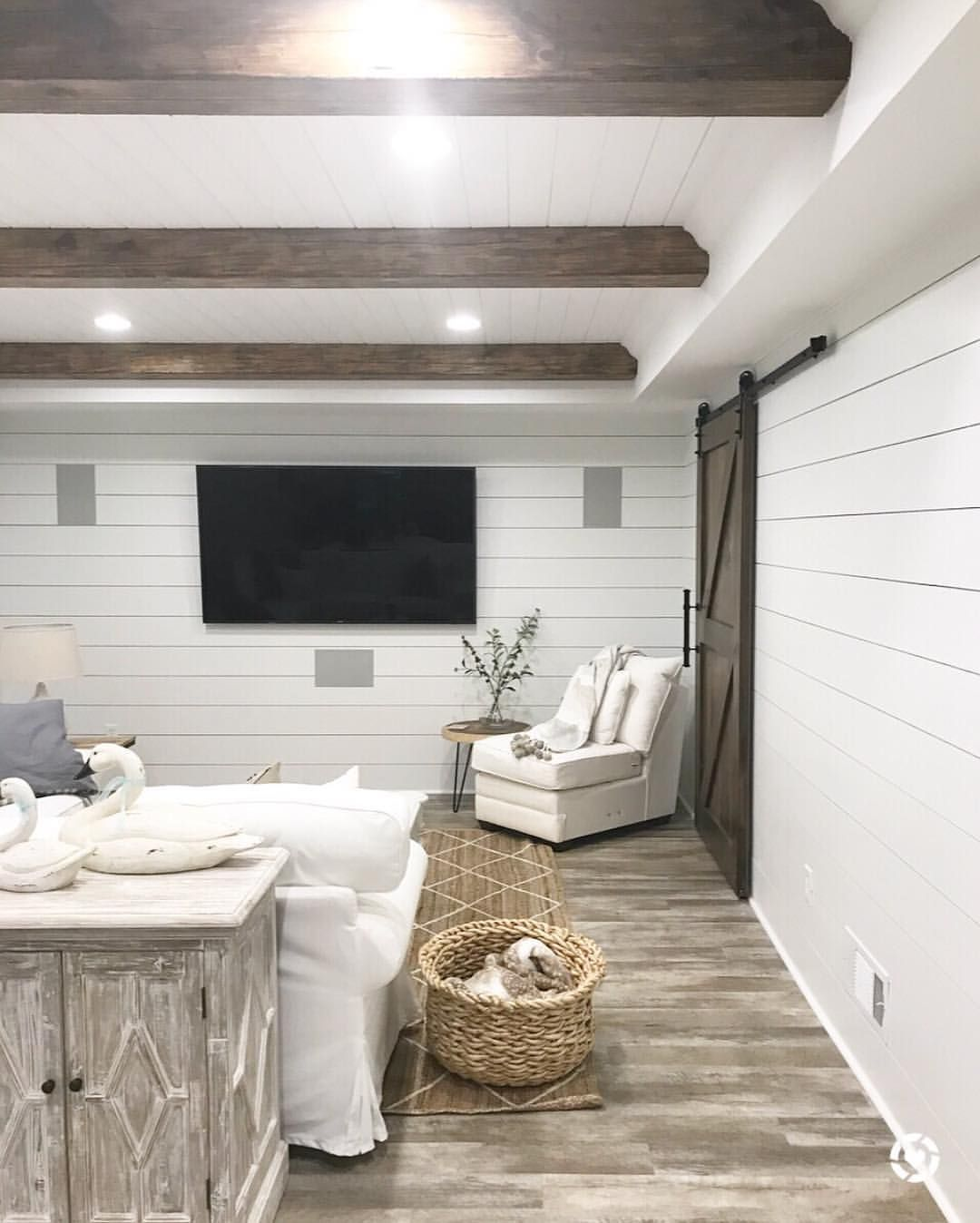 Unfinished Basement Ideas Wondering Ways To Make The Most Out Of Your Unfinished Cellar Take A Loo In 2020 Basement Living Rooms Basement Design Basement Remodeling
