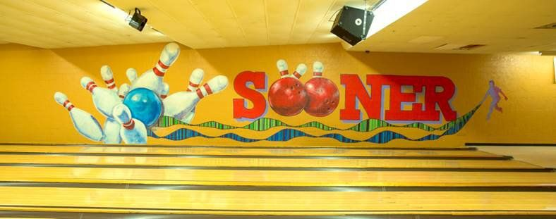 Norman S Sooner Bowling Center In Norman Is A Family Friendly Multi Purpose Bowling Alley Featuring 24 Lanes An Bowling Center Travel And Tourism Sports Grill