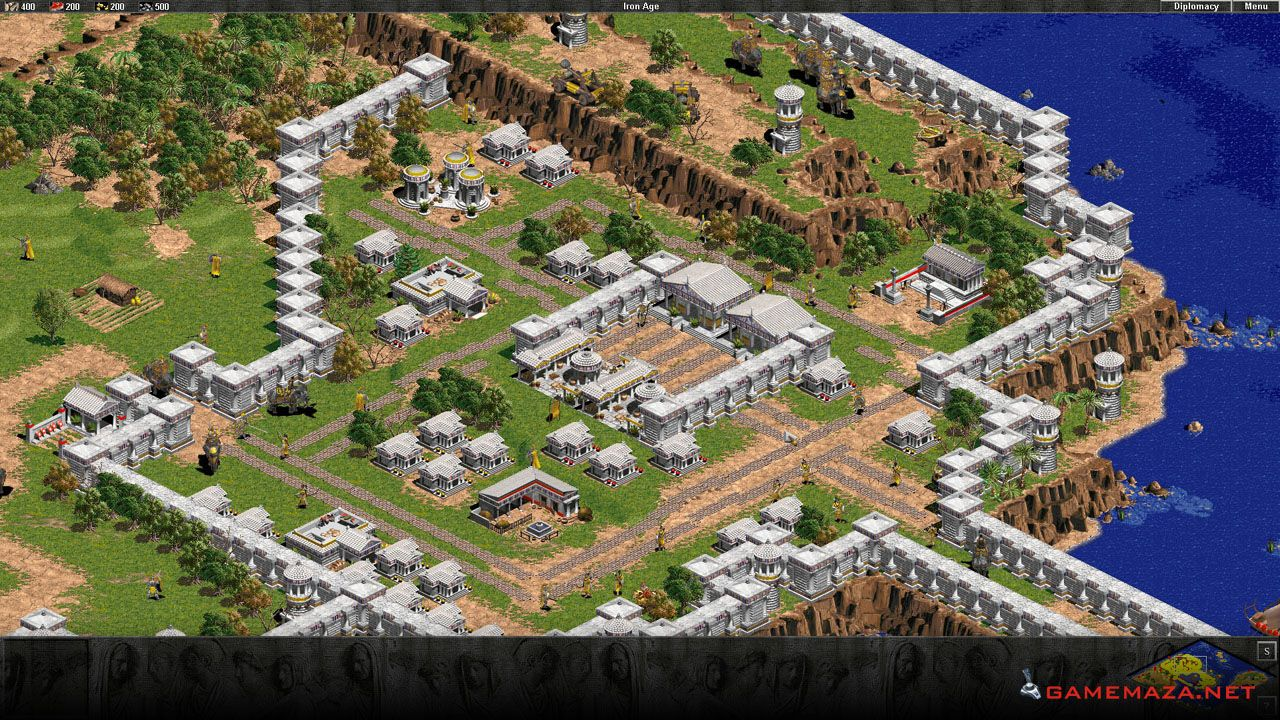 Age Of Empires Patch v1.0c Free Updated Download Age of