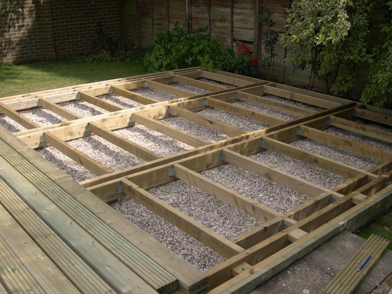 Home Decking Ideas Berden 05 Building A Deck Timber