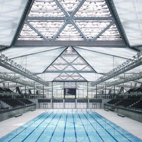 Three stadiums by gmp architekten for the universiade 2011 - Stadium swimming pool bloemfontein prices ...