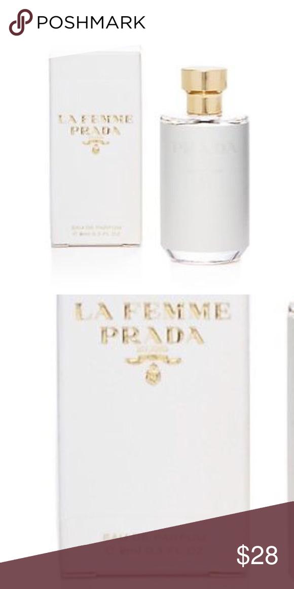 b9c01f6372fd New PRADA LA FEMME PRADA LA FEMME EAU DE PARFUM 9 ml 0.3 FL OZ small travel  size bottle NOT Full Size Sephora Makeup