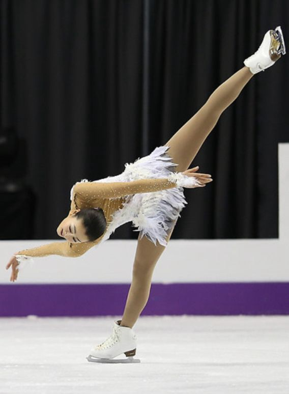 I love maos spiral artistic and elegant mao asada figure explore winter olympic games ice dance and more voltagebd Gallery