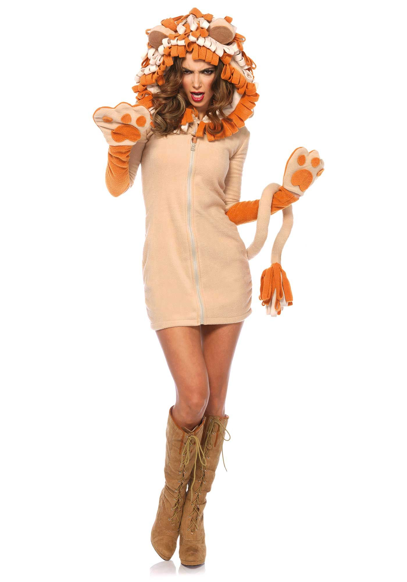 Leg Avenue 85501 Cozy Lion Costume Dress Up #Jungle #Zoo #Animal ...