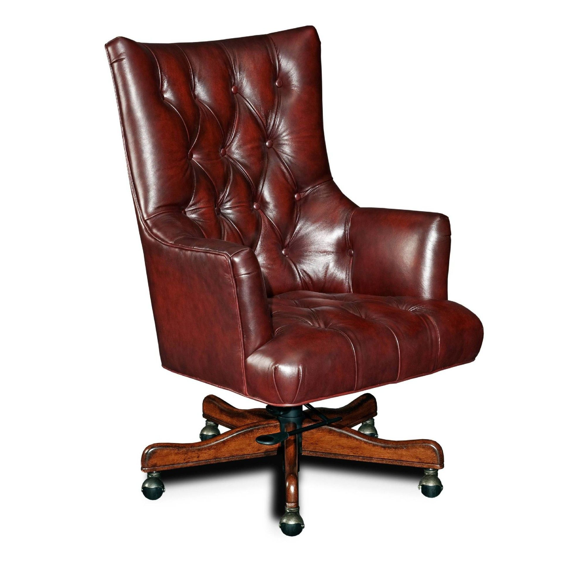 Leather Tilt Swivel Executive Chair Home office chairs