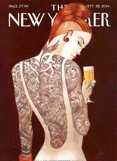 THE NEW YORKER- das bekannte Wochenmagazin aus den USA, berichtet und kommentiert kompetent und sachlich tages- und gesellschaftspolitische Themen und Entscheidungen...