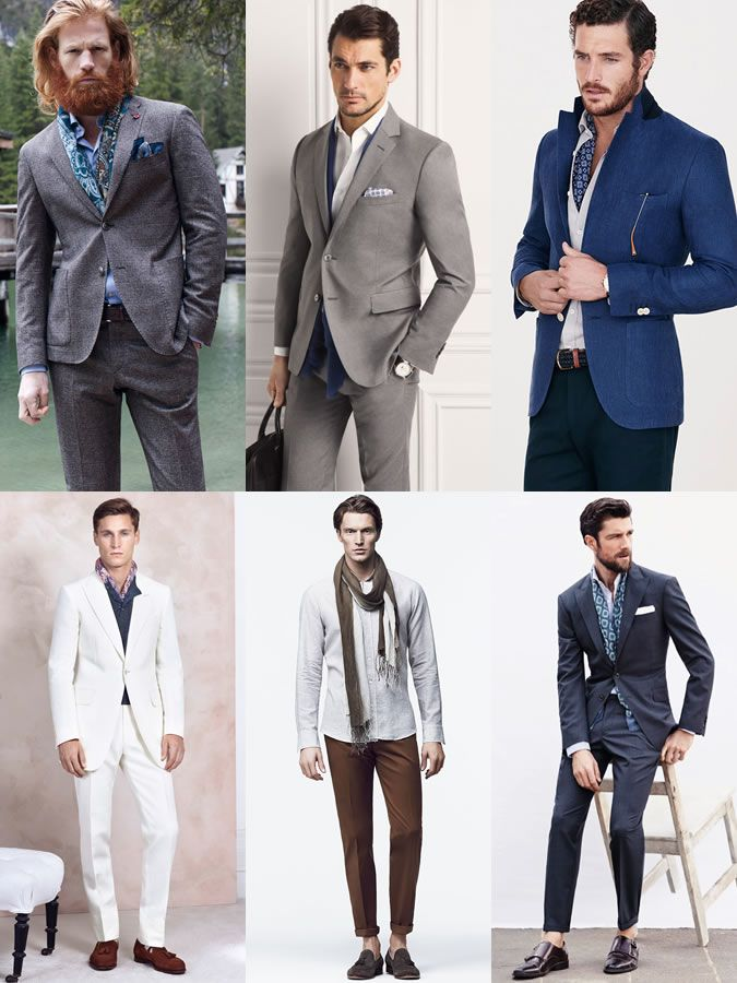 Men's Summer Business Wardrobe Updates: Summer Styling with ...