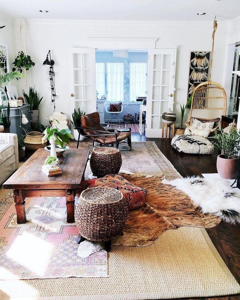 78 Comfy Modern Bohemian Living Room Decor And Furniture Ideas Livingroomi Colourful Living Room Decor Modern Bohemian Living Room Bohemian Living Room Decor