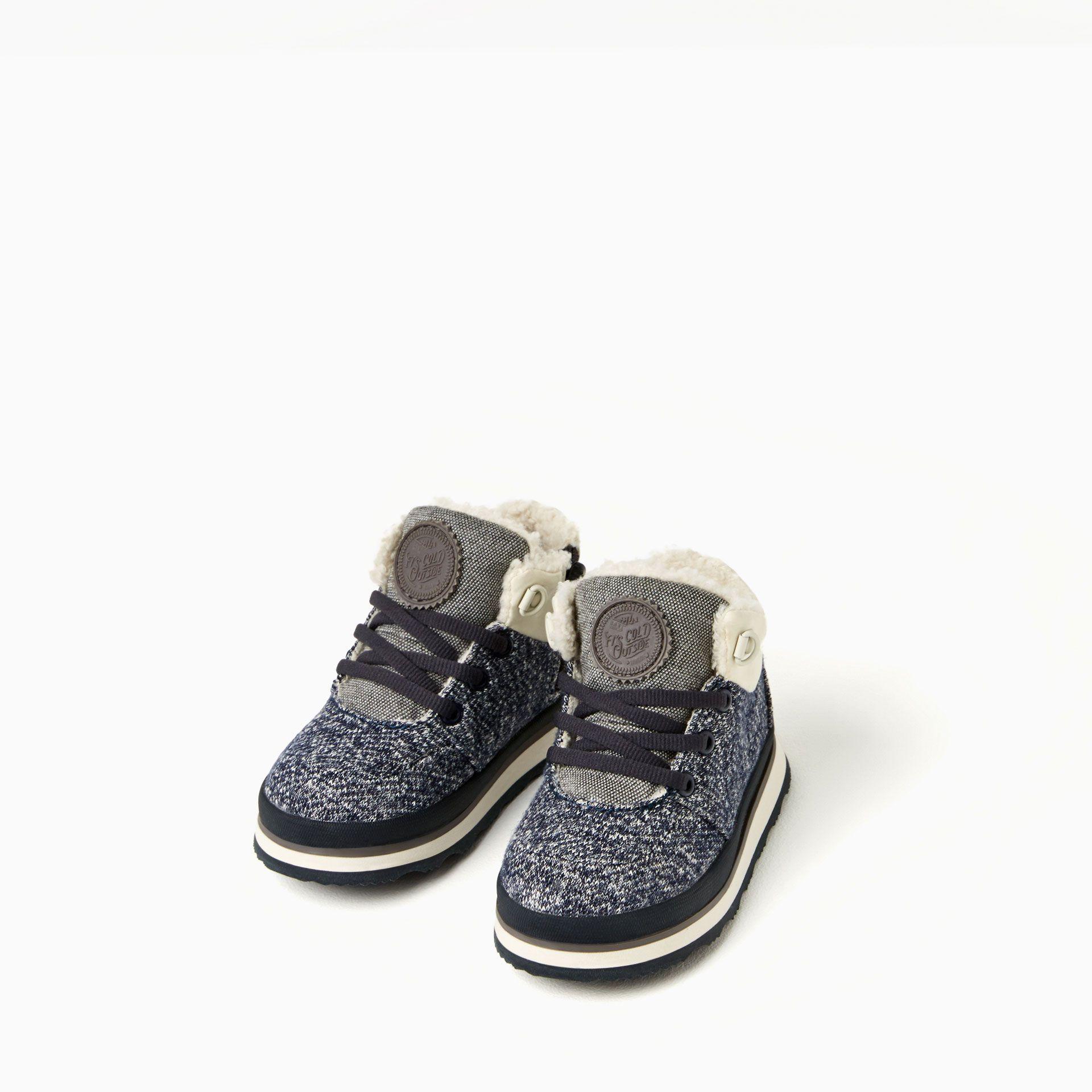 Ocieplane Buty Z Kokarda Boys Boots Shoe Boots Boys Shoes
