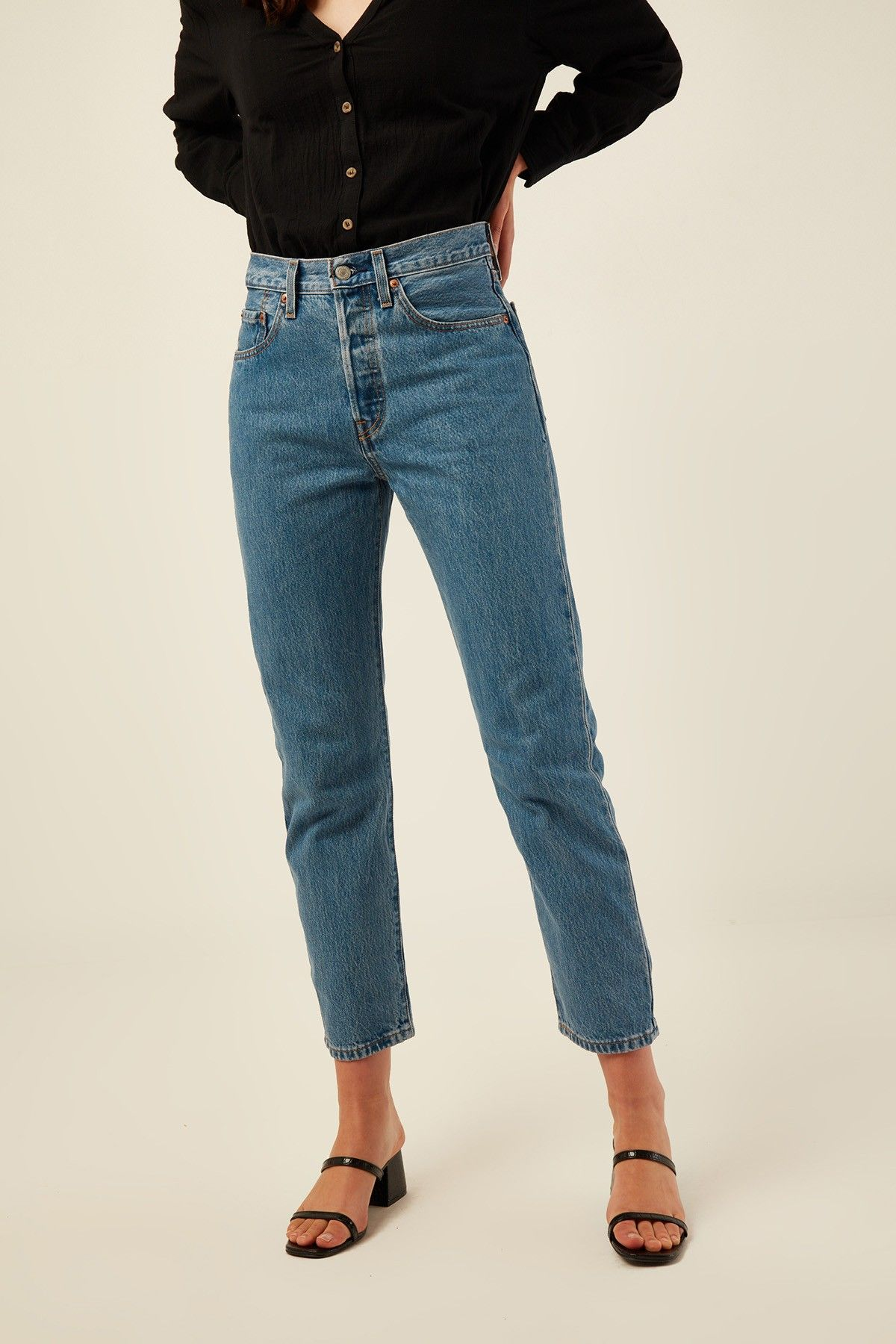 60da8170834 LEVIS 501 Crop Lost Cause | Fashion inspiration in 2019 | Jeans ...