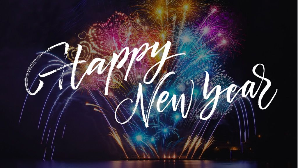 A happy new year is my wish. Sent to you with love and a