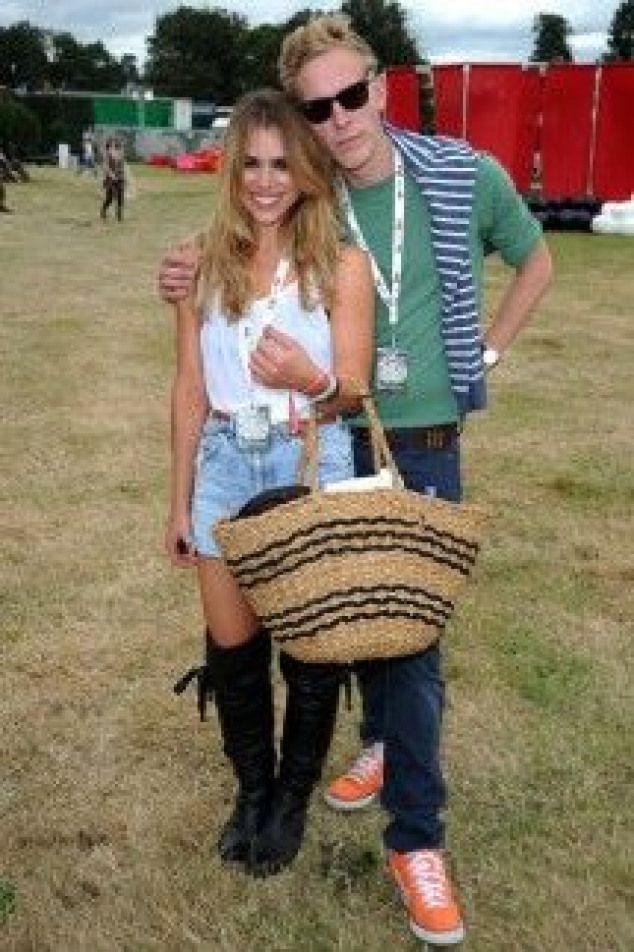 Billie Piper and husband Lawrence Fox billiepiper billie